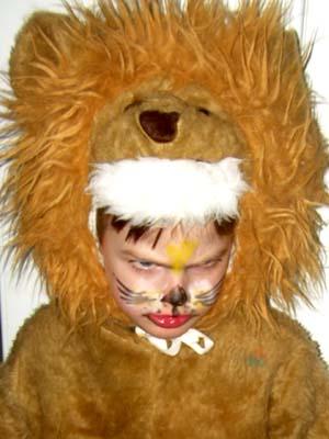 Der wildeste aller Löwen