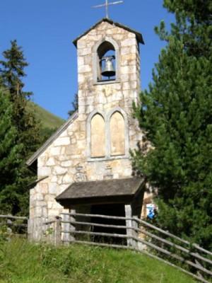 Die denkmalgeschütze Muritzenkapelle