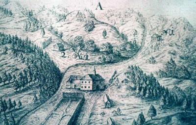 Neuhaus am Zellerrain