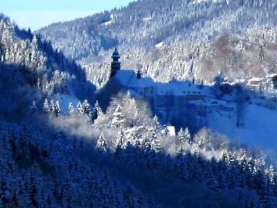 Annaberg im Schatten des Scheiblingberges