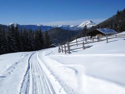 Universaltrasse auf den Tirolerkogel