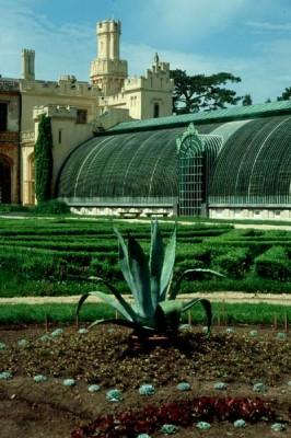 Orangerie des Schlosses Eisgrub / Lednice
