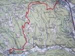 Karte Hemmaweg Strassburg Friesach IMG_4537
