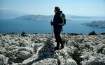 Gipfelplateau am Strazice