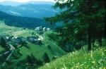 Julische Voralpen beim Dorf Sorica