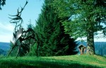 Jägerdenkmal in der Waldheimat