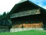 Rosegger-Geburtshaus in Alpl