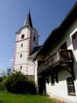 Pfarrhof und Kirche Zammelsberg
