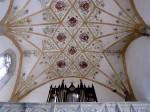 BB Grades Gewölbe mit Rankenmalerei in der Wolfgangkirche WEB IMG_3178