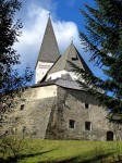 Kirchenburg St. Wolfgang in Grade
