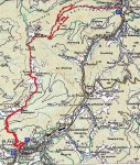 Karte Tourengebiet Traisenberg und Gschwendt WEB