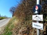 BB Wegweiser Traminerweg