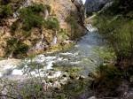 AB Hintere Tormäuer mit Frühlings-Wildwasser