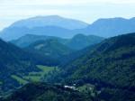 Ausblick über Annabeg zum Schneeberg