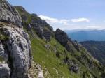 Einblick in die Steinbachflanke, Dachsteinkalk, Hochschwab