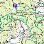 Karte Herzsteinweg Hinterberg WEB