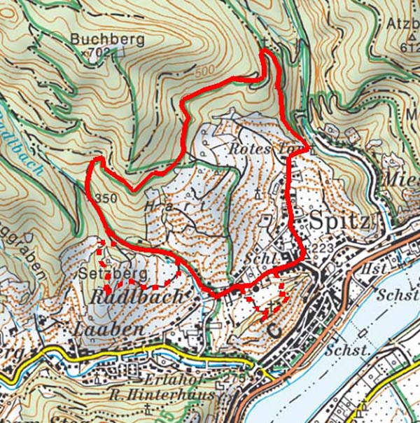 Wachau Karte Donau.Bernhard Baumgartner S Autorenblog Blog Archiv Setzberg Ein
