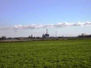 Wärmekraftwerk Theiß