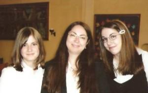 Die Mädels und ich