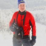 Günter am Gipfel