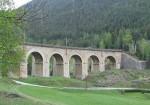 Das untere Adlitzgraben-Viadukt