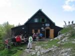 Die kleine Gauermannhütte
