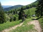 Abstieg zur Gschwendthütte