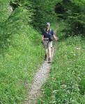 Am Weg zur Klosteralm