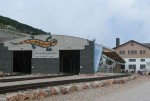 Die neue Bergstation des Salamanders