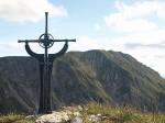 Das etwas andere Gipfelkreuz