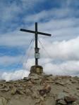 Gipfel des Gr. Königstuhls