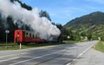 Die Murtalbahn - liebe Schmalspurbahn