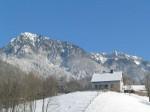 Blick Richtung Schneealm von Neuberg aus