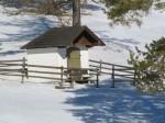 Schoberkapelle - winterfest gemacht