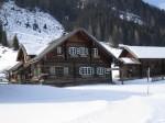Sehr schöne Hütte auf der Hintergnadenalm