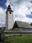 Die Kirche von Ribčev Laz