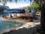 """""""Plettna"""" - die Ruderboote zur Überfuhr auf die Insel"""