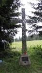 Pilgerkreuz bei der Stanglalm