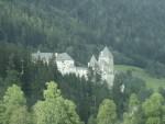 Auf der Heimfahrt: Schloss Moosham