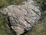 Ein schöner Steinblock