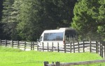 Der Tälerbus (fährt gerade zurück von der Ulnhütte)