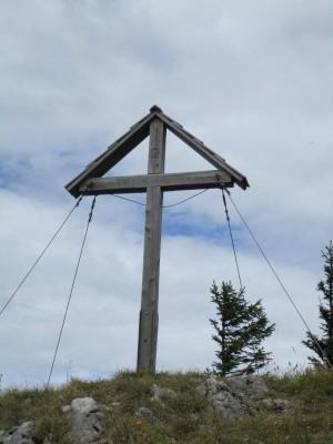 Gipfelkreuz Obersberg