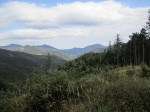 Ein paar Gipfel - rechts der Gaisstein