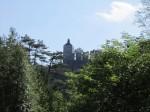 Gleich bin ich am Ziel - Burg in Gutenstein