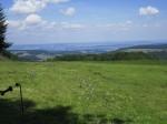 Blick nach Norden Richtung Donautal