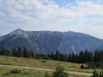 Schneeberg-Blick am Weg zum Ottohaus