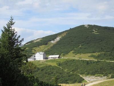 Ottohaus und Jakobskogel