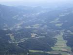 Blick auf Reichenau und das Preintal