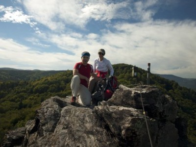 Geschafft - Gipfelfoto