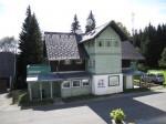 Villa visavis vom Gasthaus